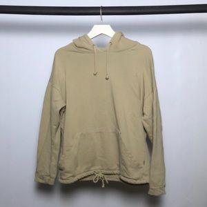 Tan Zumiez hoodie